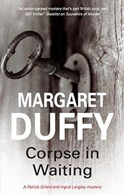 CORPSE IN WAITING by Margaret Duffy