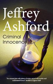 Cover art for CRIMINAL INNOCENCE