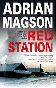 Book Cover for RED STATION