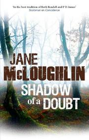 Book Cover for SHADOW OF A DOUBT