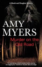 Cover art for MURDER ON THE OLD ROAD