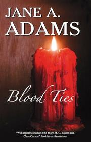 Cover art for BLOOD TIES