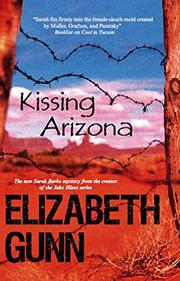 Book Cover for KISSING ARIZONA