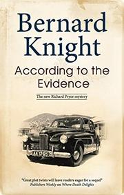 Book Cover for ACCORDING TO THE EVIDENCE
