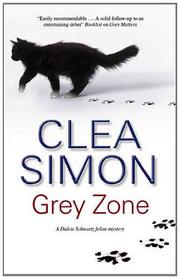 Book Cover for GREY ZONE