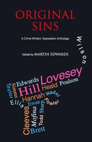 Cover art for ORIGINAL SINS