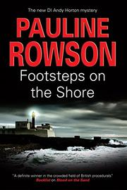FOOTSTEPS ON THE SHORE by Pauline Rowson