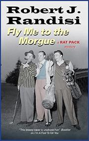 Book Cover for FLY ME TO THE MORGUE