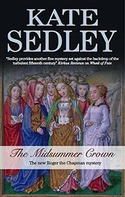 Book Cover for THE MIDSUMMER CROWN