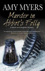 Cover art for MURDER IN ABBOT'S FOLLY