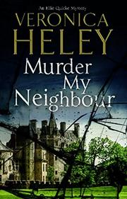 Book Cover for MURDER MY NEIGHBOUR