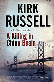 Cover art for A KILLING IN CHINA BASIN