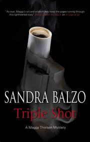 Cover art for TRIPLE SHOT