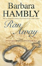 RAN AWAY by Barbara Hambly