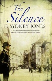 Cover art for THE SILENCE