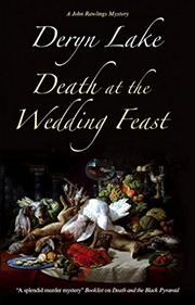 Cover art for DEATH AT THE WEDDING FEAST