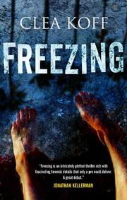 Cover art for FREEZING