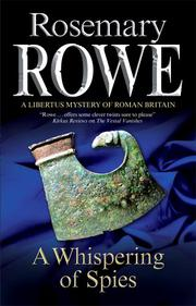 A WHISPERING OF SPIES by Rosemary Rowe