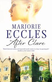 AFTER CLARE by Marjorie Eccles