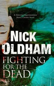 Cover art for FIGHTING FOR THE DEAD