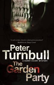 THE GARDEN PARTY by Peter Turnbull