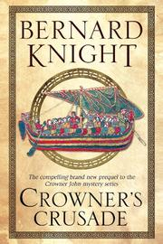 Cover art for CROWNER'S CRUSADE