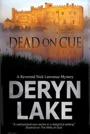 DEAD ON CUE by Deryn Lake
