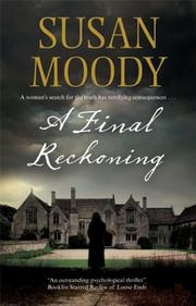 A FINAL RECKONING by Susan Moody