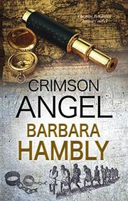CRIMSON ANGEL by Barbara Hambly
