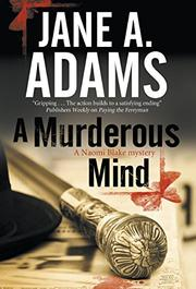 A MURDEROUS MIND by Jane A. Adams