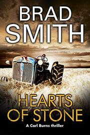 HEARTS OF STONE by Brad Smith