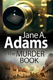 THE MURDER BOOK by Jane A. Adams