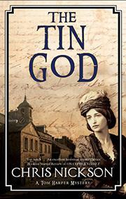 THE TIN GOD by Chris Nickson