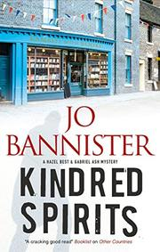 KINDRED SPIRITS by Jo Bannister