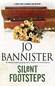 SILENT FOOTSTEPS  by Jo Bannister