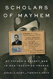 SCHOLARS OF MAYHEM by Daniel C. Guiet