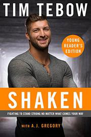 SHAKEN by Tim Tebow