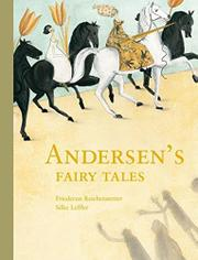 Cover art for ANDERSEN'S FAIRY TALES