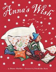 Book Cover for ANNA'S WISH