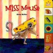Book Cover for MISS MOUSE
