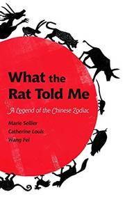 Cover art for WHAT THE RAT TOLD ME