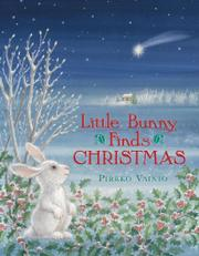 Book Cover for LITTLE BUNNY FINDS CHRISTMAS