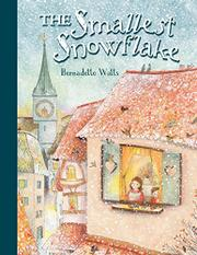 Book Cover for THE SMALLEST SNOWFLAKE
