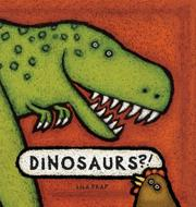 Book Cover for DINOSAURS?!
