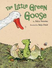 Book Cover for THE LITTLE GREEN GOOSE