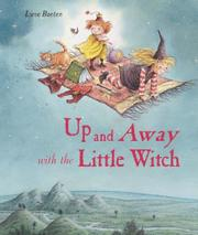 Book Cover for UP AND AWAY WITH THE LITTLE WITCH