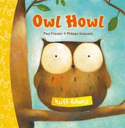 Cover art for OWL HOWL