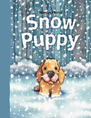 Book Cover for SNOW PUPPY