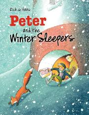 Cover art for PETER AND THE WINTER SLEEPERS