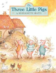 Cover art for THREE LITTLE PIGS
